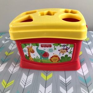 Fisher Price Baby's First Blocks GUC